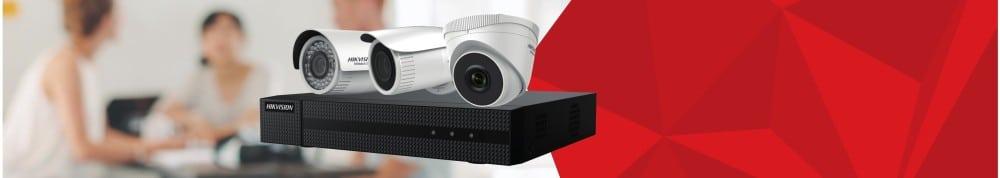 Hikvision Hiwatch Series rögzítő kamerákkal