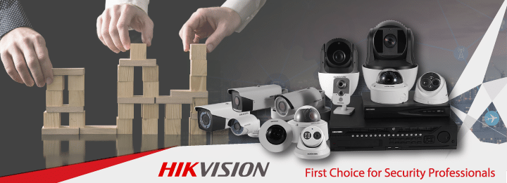 Hikvision Hiwatch Series - First Choise for Security Professionals